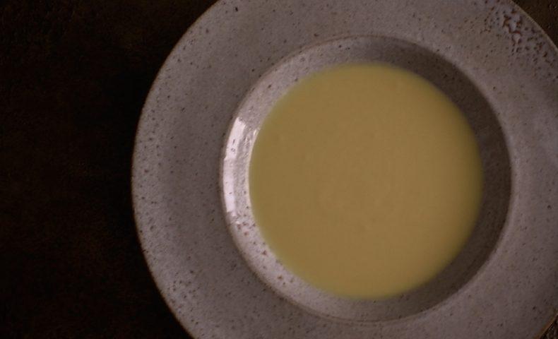 島かぼちゃのスープ